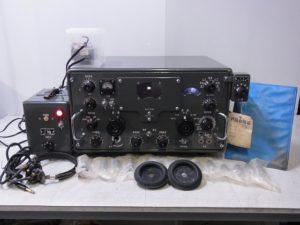 中国の軍用受信機